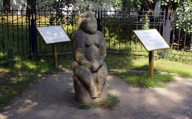 Каменные бабы (г. Кременец)