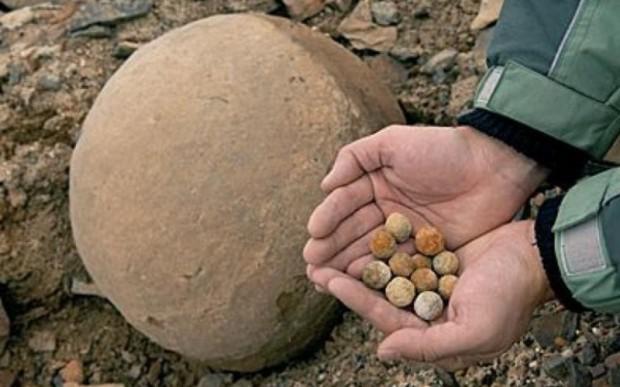 Каменные шары острова Чамп
