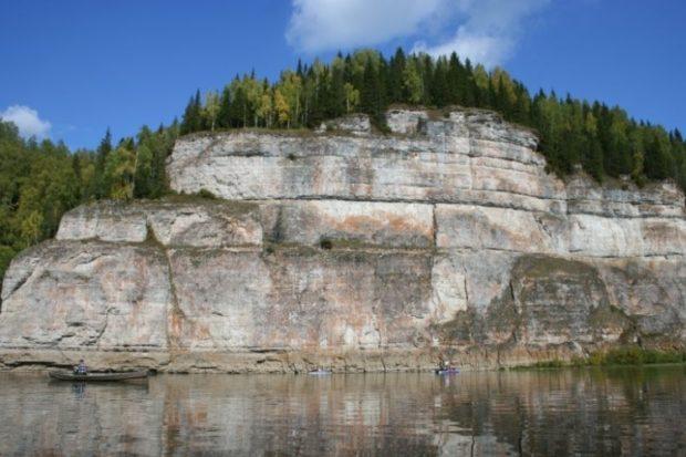 Камни Пермского края