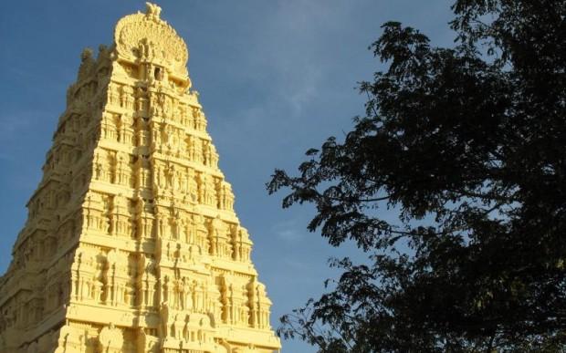 Канчипурам или Город тысячи храмов