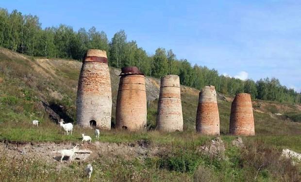 Карьер Межевой на реке Ай