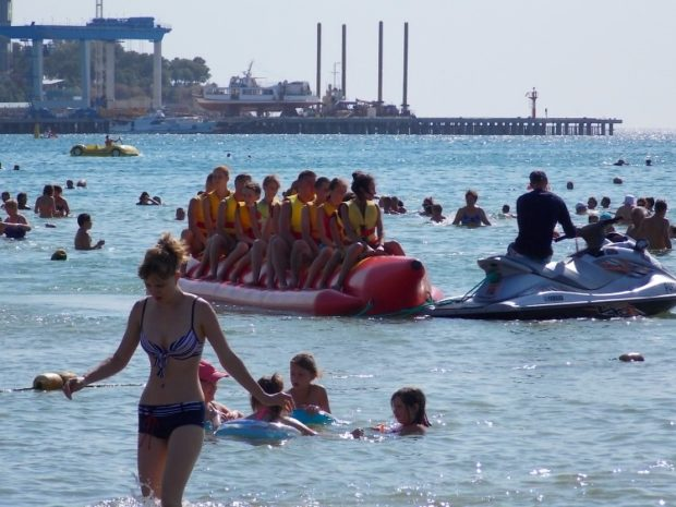 Колорит Черноморского побережья от Анапы до Сочи