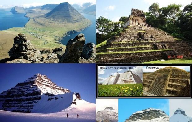 Куда поехать отдыхать В Рипейские горы к пирамидам, конечно
