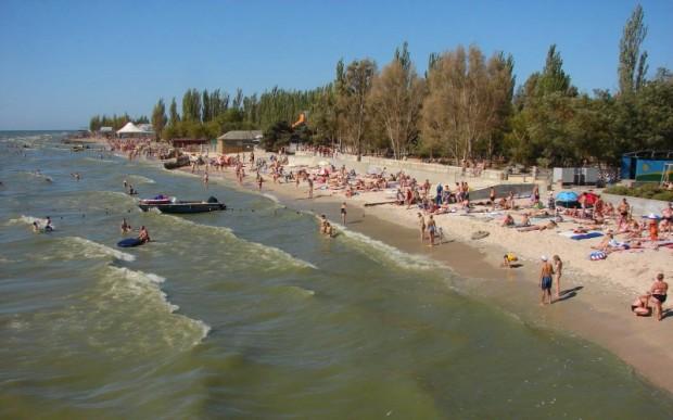 Курорты Донбасса, отдых в ДНР 2016, Седово