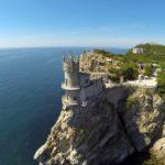Ласточкино гнездо в Крыму (18 фото)