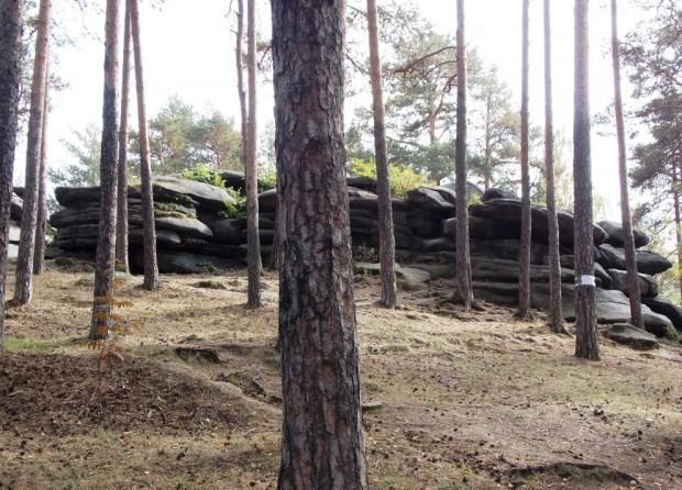 Мегалиты Екатеринбурга – Каменные палатки озера Шарташ 99