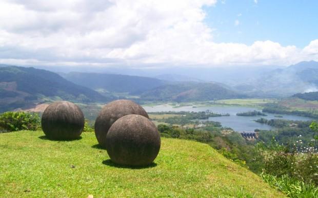Мегалиты Коста-Рики: каменные шары