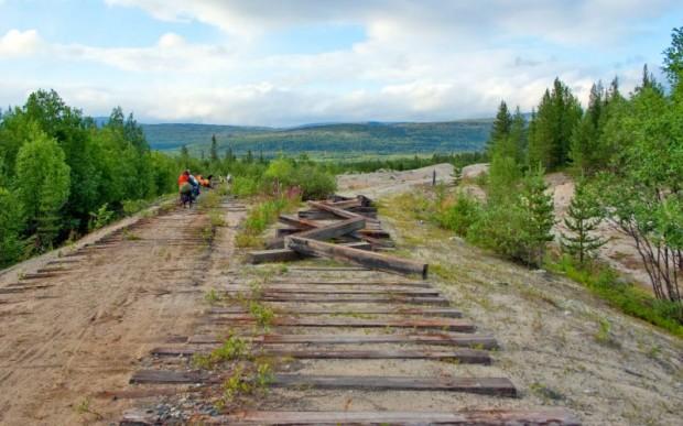 Мегалиты России. Рудники древности