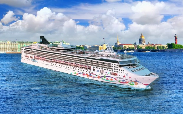Морской круиз из Санкт-Петербурга