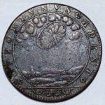 НЛО на монете