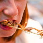 Нестандартная еда китайцев (15 фото)