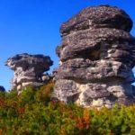 Николаевские останцы