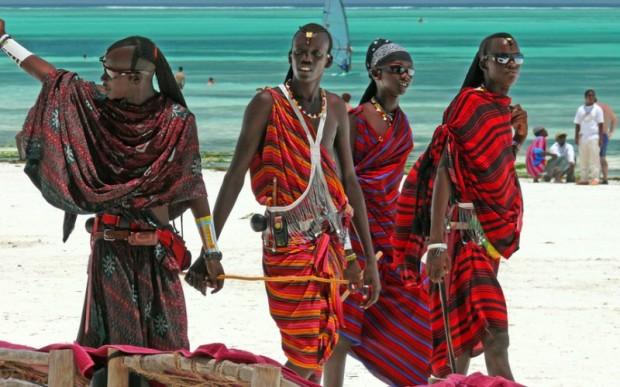 Ни на что не похожий отдых в Африке