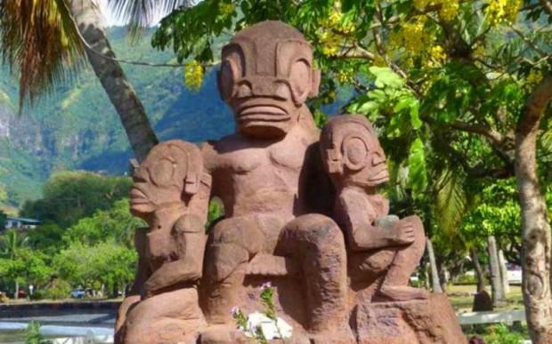 Остров Нуку Хива