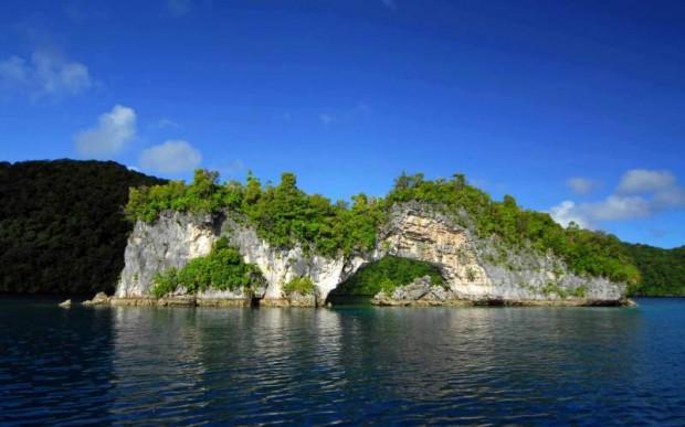 Отдых в Палау