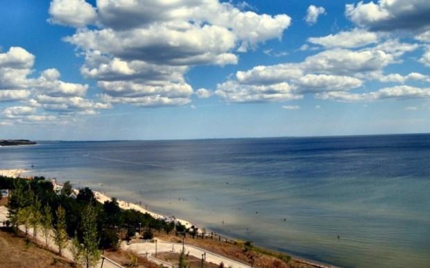 Отдых на Азовском море. Частный сектор Урзуфа