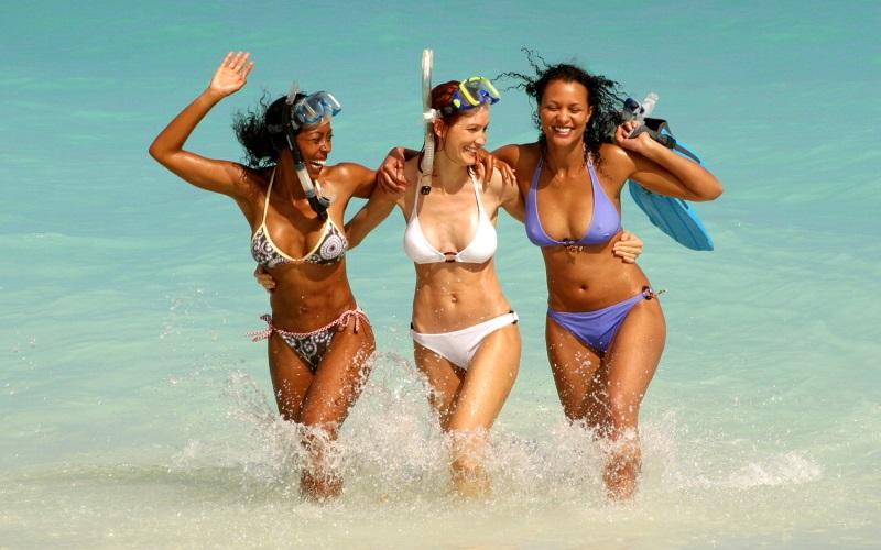 фото с отдыха в турции девушек голых