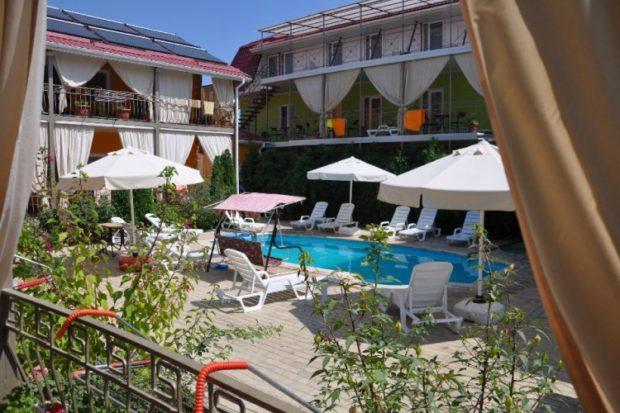 Отель в Коктебеле