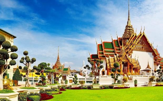 Открой для себя Бангкок