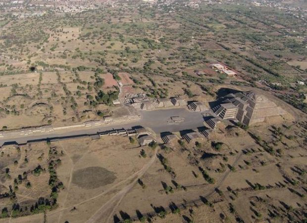 Отчет об отдыхе: город богов – Теотиуакан