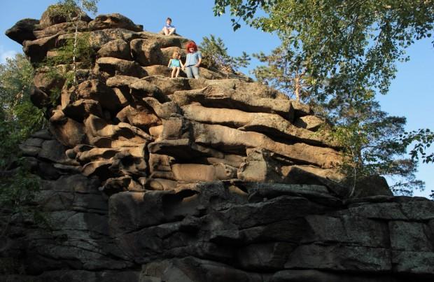 Отчет о путешествии: парк Бурабай