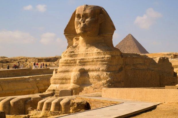 Памятники Африки