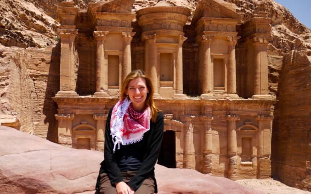 Петра – древний город Набатейского царства, Иордания