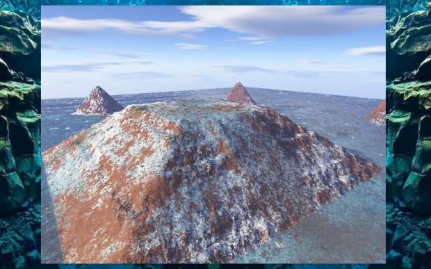Пирамида на дне озера Фусянь