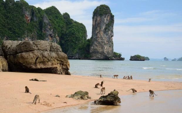Пляж Ао-Нанг в Краби