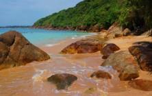 Пляж, затерянный в джунглях Шри-Ланки