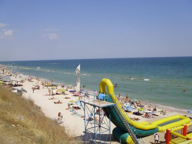 Побережье Азовского моря – отличное место для отпуска