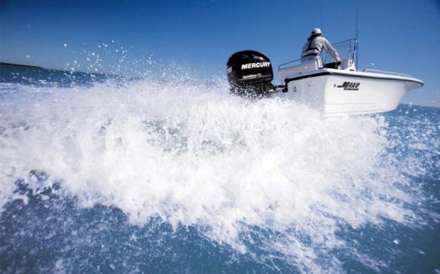 Подвесной лодочный мотор Mercury, характеристика и особенности