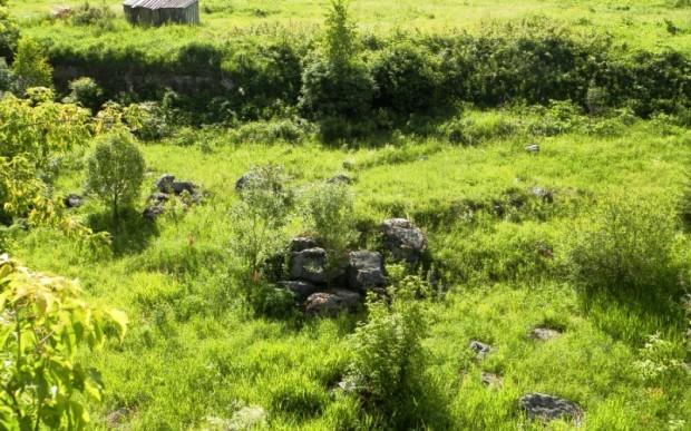 Полигональная кладка села Чусовое