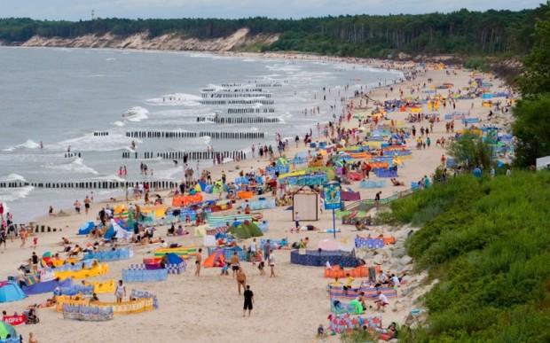 Преимущества отдыха на Балтийском море