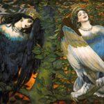 Птицы в славянской мифологии (12 фото)