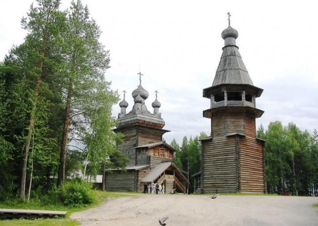 Путешествие из Архангельска