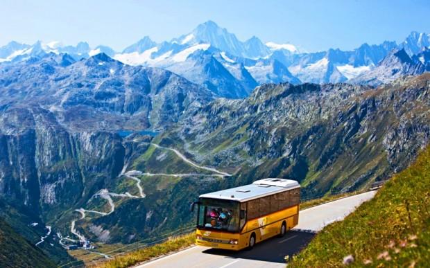 Путешествие на автобусе: экскурсии и туры