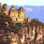 Путешествие по Австралии: скалы «Три Сестры»