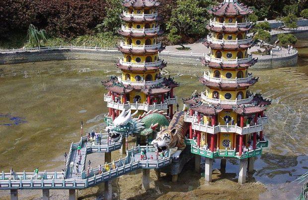 Путешествие по Азии: парк Tobu World Square