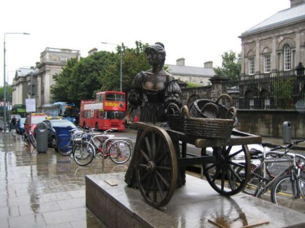 Путешествие по Европе: Молли Малоун