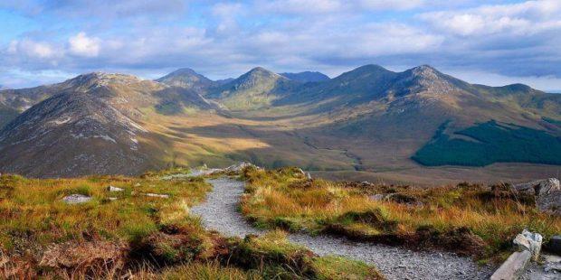 Путешествие по Ирландии: парк Коннемара