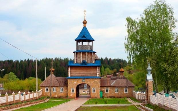 Путешествие по России: Вятские Поляны