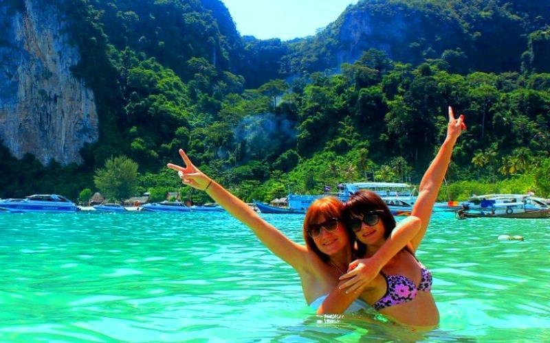 Райский островов Пхукет