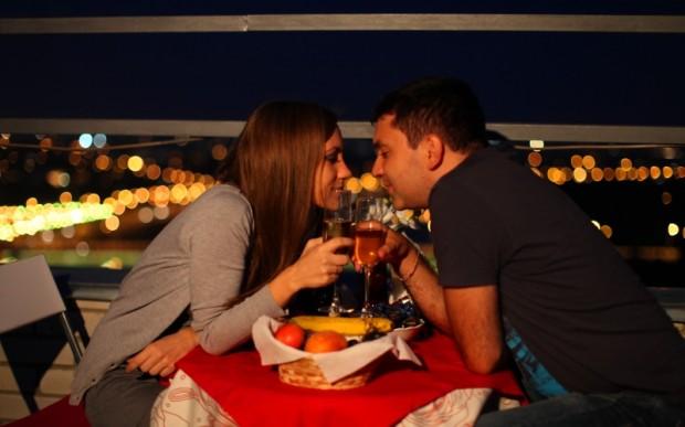 Рестораны и кафе Киева или, куда пойти на свиданье