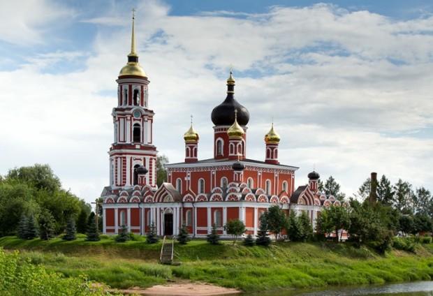 Российская глубинка: путешествие в город Старая Русса