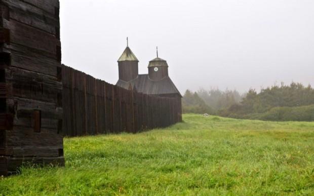 Русская Калифорния. Форт Росс