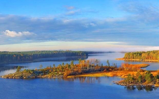 Рыбалка в СПб, Ленинградской области и Карелии