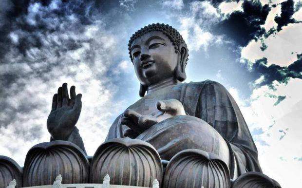 Самая большая в мире статуя Будды
