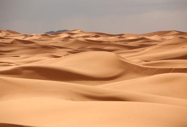 Самая большая пустыня в мире