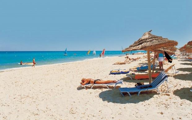 Самое время в Тунис